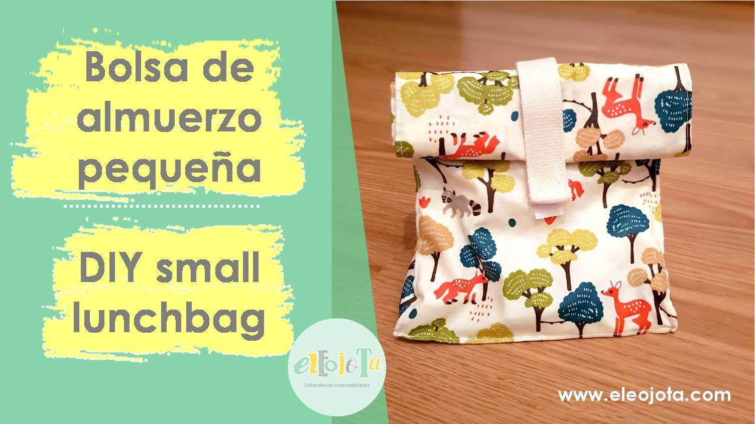 tutorial lunchbag small